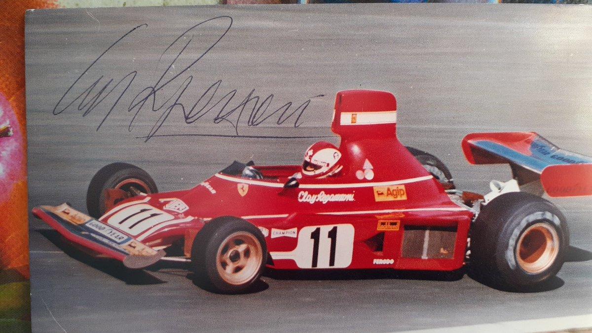 #formula1 #ClayRegazzoni https://t.co/OXuW72i9YW