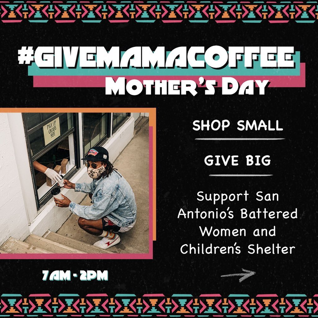 Rise & Shine and HAPPY MOTHER'S DAY to all the beautiful Mothers out there ❤️  𝐓𝐎𝐃𝐀𝐘'𝐒 𝐓𝐇𝐄 𝐃𝐀𝐘!!⁣⁣⁣⁣ ⁣⁣⁣⁣ Our #GiveMamaCoffee Mother's Day Drive benefiting Family Violence Prevention Services is live!!⁣⁣⁣⁣ ⁣⁣⁣⁣ Here's how to participate:⁣⁣⁣⁣ https://t.co/QoQLrpZMU8