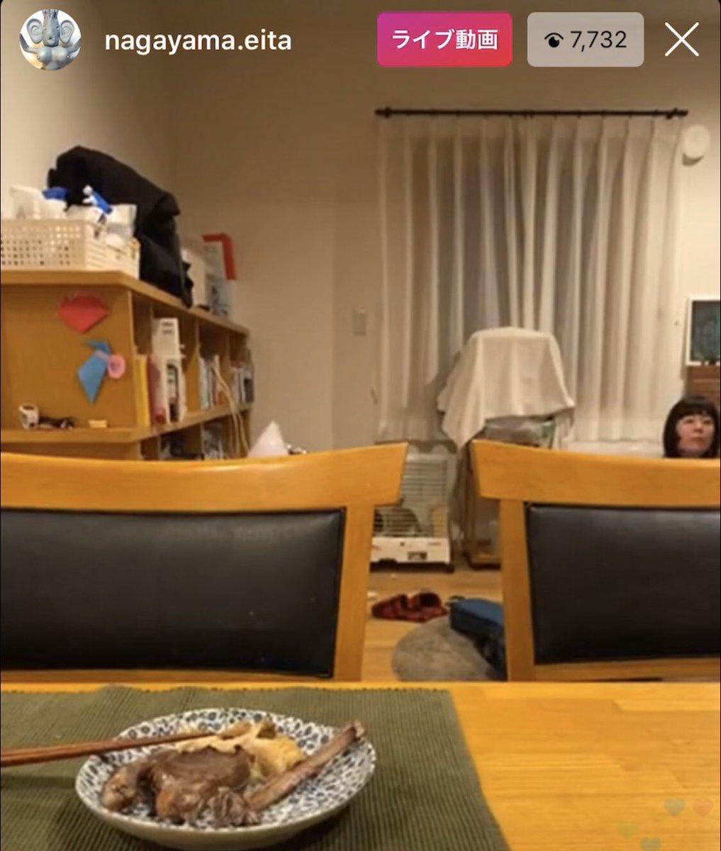 永山 瑛 太 インスタ