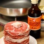 肉のホットケーキ?!北海道民にはお馴染みのジンギスカン用冷凍ラムロールだった!