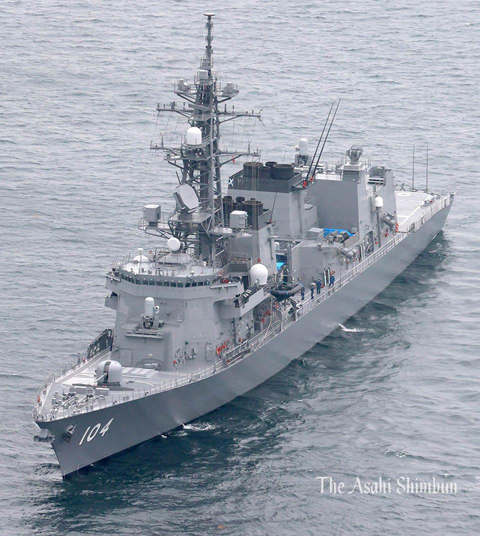 中東派遣、第2次部隊が出港 コロナ対応で「洋上隔離」 https://t.co/7M8cEHR5Dp  海上自衛隊の護衛艦「きりさめ」が10日、佐世保基地を出発。コロナ対策のため、2週間は近海にとどまり、異常がなければ中東へ向かいます。停泊する艦上には防護服姿の人も見られました。(中) https://t.co/tOKdKB5D2H