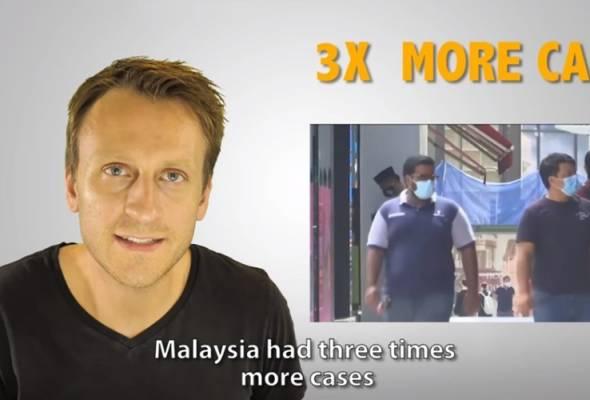 'Bantu saya sebar kehebatan Malaysia tangani COVID-19' #AWANIviral #HapusCOVID19 #DisiplinMalaysia https://t.co/C0jDUIijrw https://t.co/v9wArrRgjB