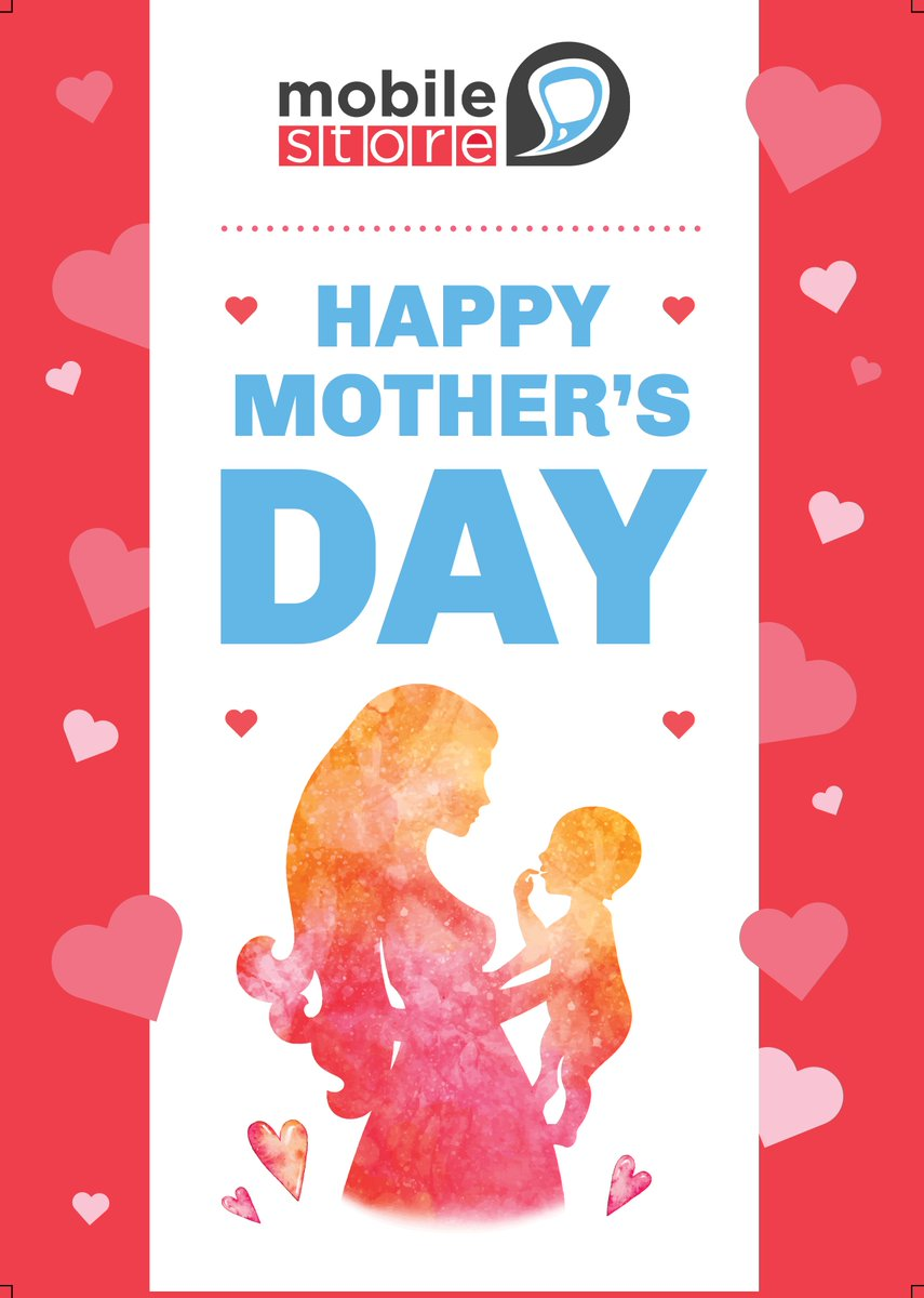 Happy Mothers Day! Today fill your mother's life with joy, love, and laughter. Let her know how special she is! #HappyMothersDay #MobileStoreOnline #LoveMother #TheMobileStore #MothersDay #MothersDay2020 #MothersDayGift #Hitchin #Luton #Letchworth #Loughton #UK