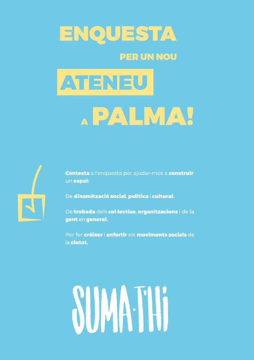 Enquesta per un nou ateneu a Palma