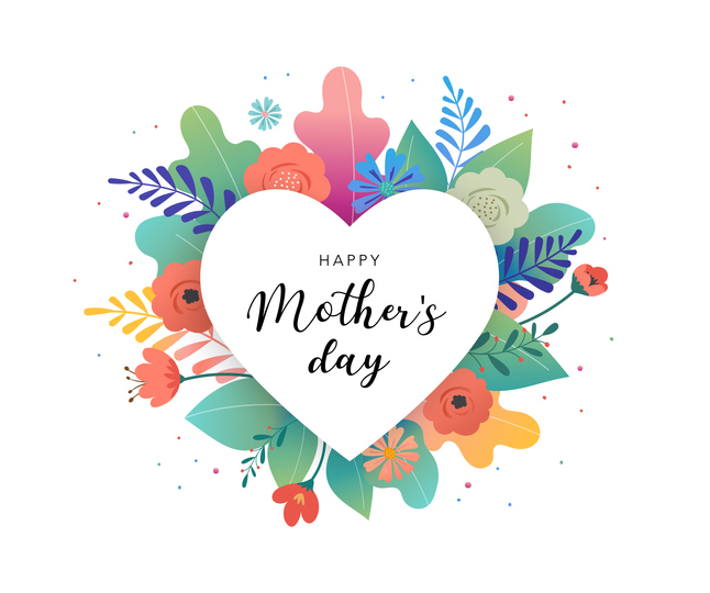 NASW-WI would like to wish all moms a happy and healthy Mother's Day!