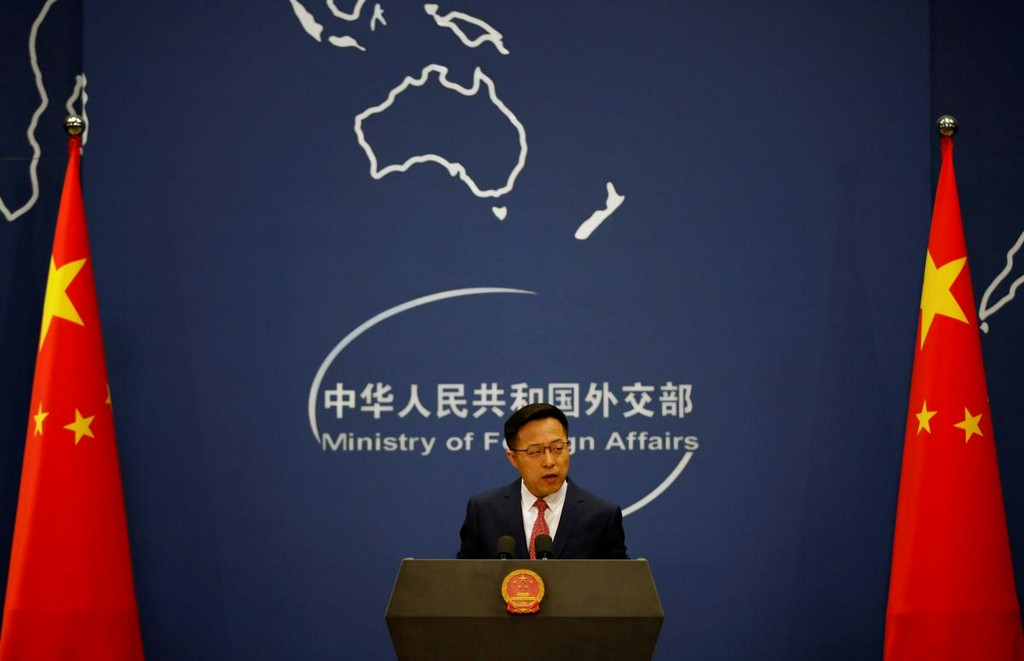 China refutes 24 'lies' by U.S. politicians over coronavirus https://t.co/VfX3dmXf0j https://t.co/k7SjjgVcSX
