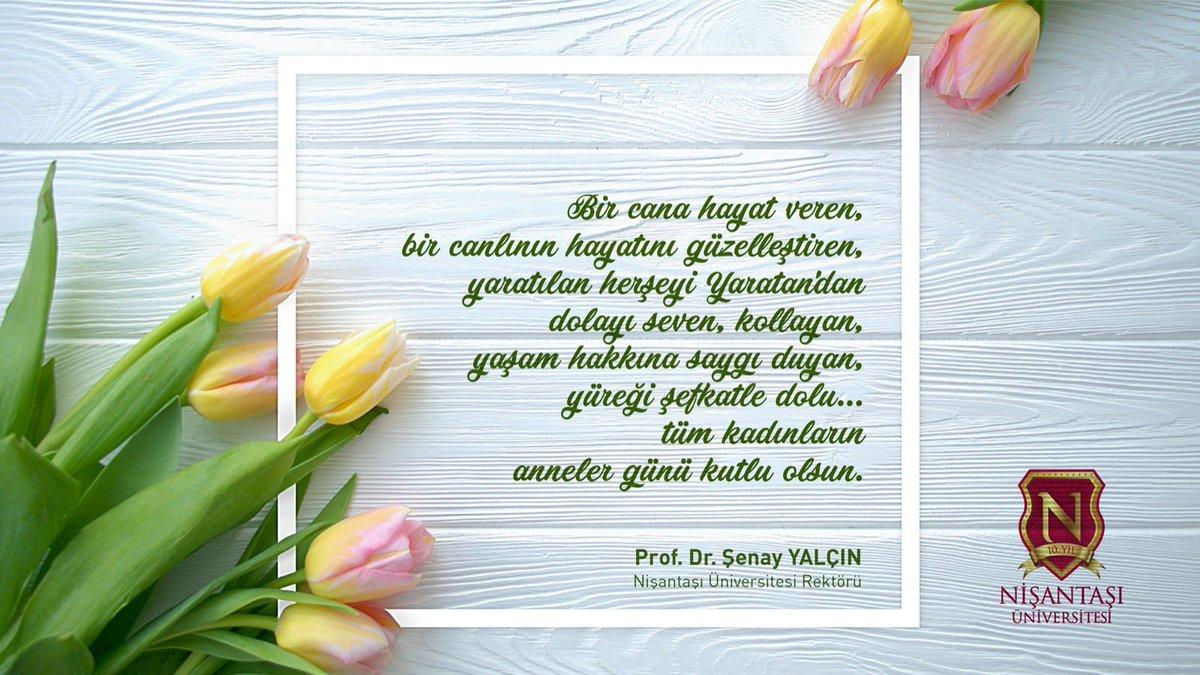 Bir cana hayat veren, bir canlının hayatını güzelleştiren, yaratılan herşeyi Yaratan'dan dolayi seven, kollayan, yaşam hakkına saygi duyan, yüreği şefkatle dolu tüm kadınların anneler günü kutlu olsun. #AnnelerGünü https://t.co/eboFpah671