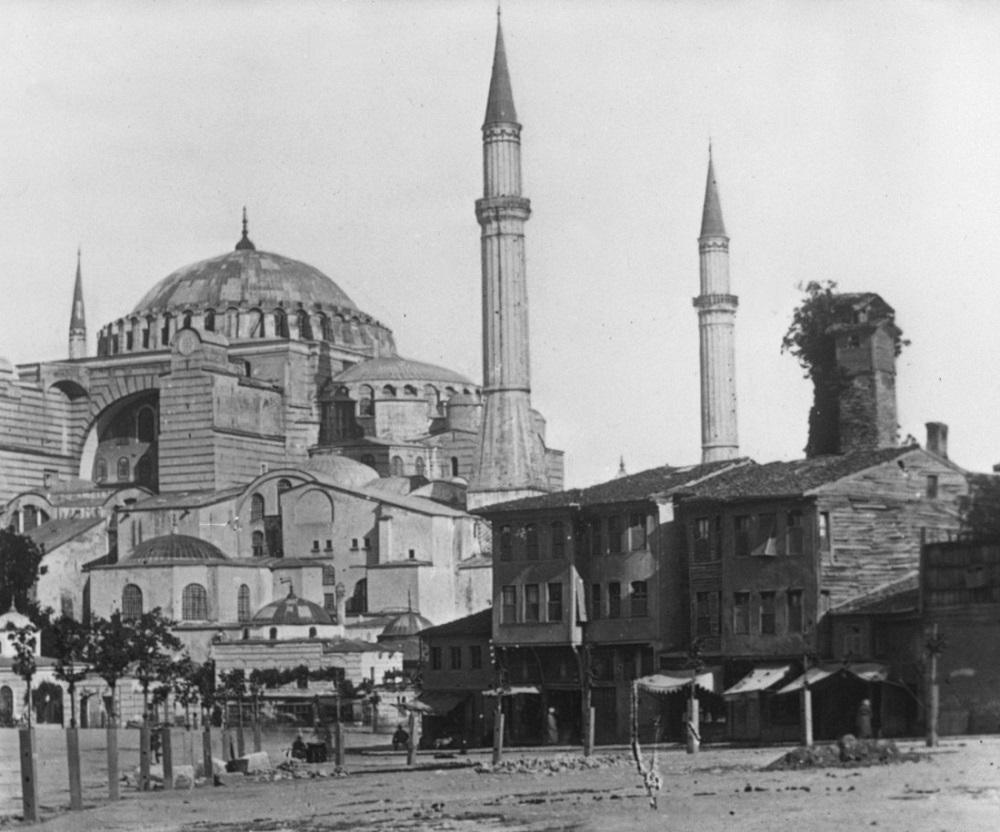 Ayasofya, 1915
