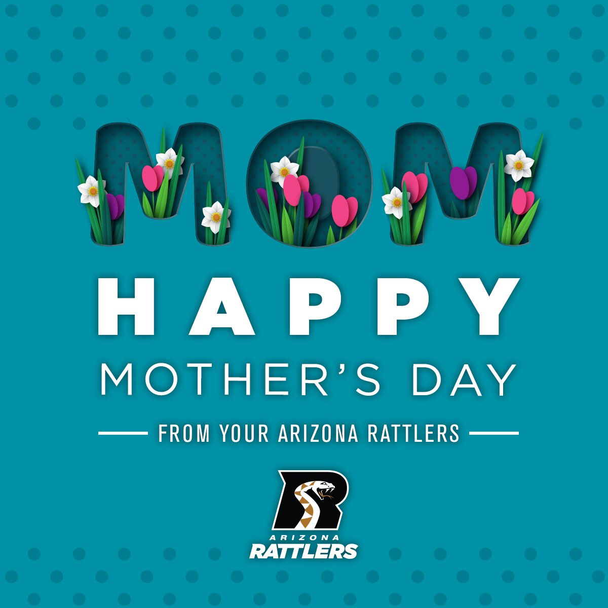 #HappyMothersDay to all the Rattler Moms out there! #StrikeAsOne https://t.co/FtUofQ56oR