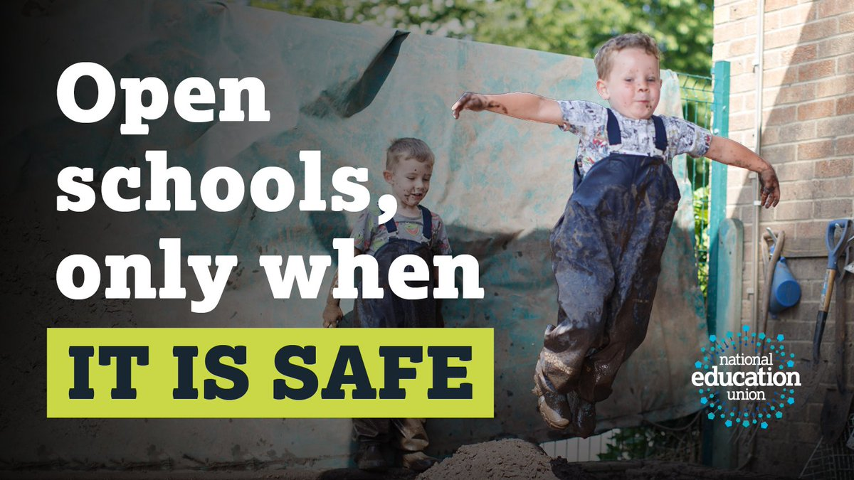 Join the #FiveTests twitter storm 6pm tonight. Its essential we make sure the govt meets these sensible demands before schools reopen. Anything else will cost lives. Use the #FiveTests and say how you feel. Find out more here: keepournhspublic.com/5-tests-before…
