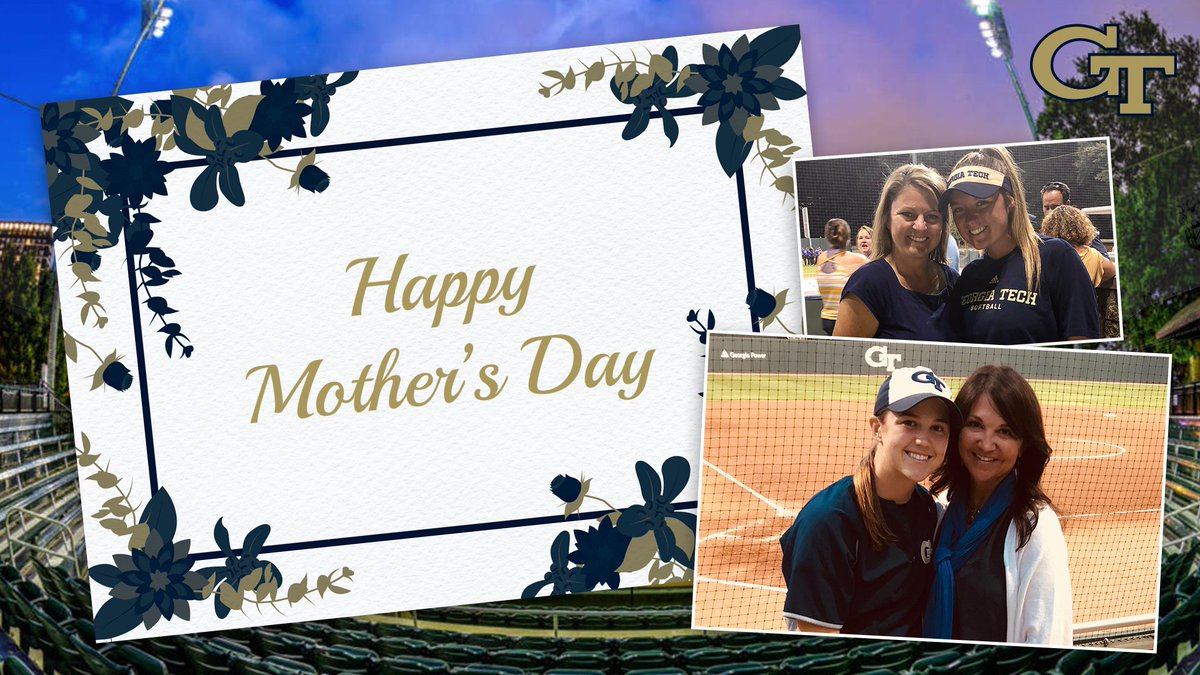 Happy Mothers Day to all of our Yellow Jacket moms!! 🐝💛 #MothersDay   #BeGold
