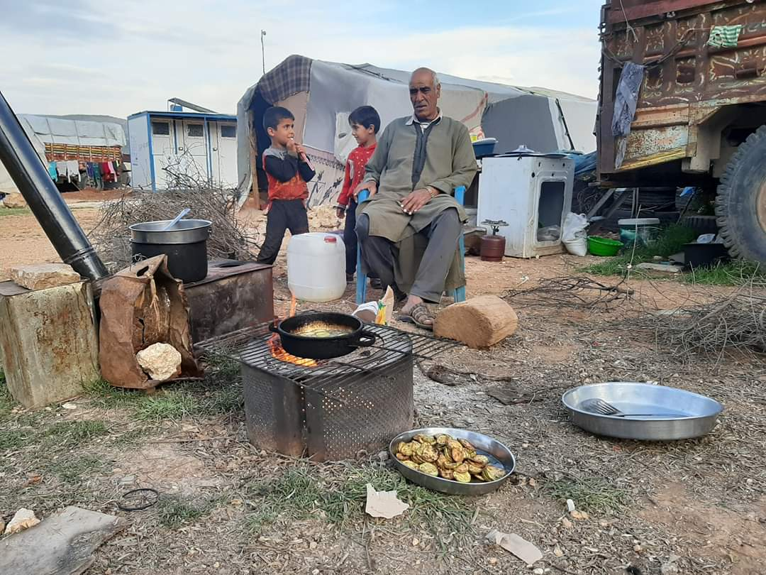 Life in the camps #Syria