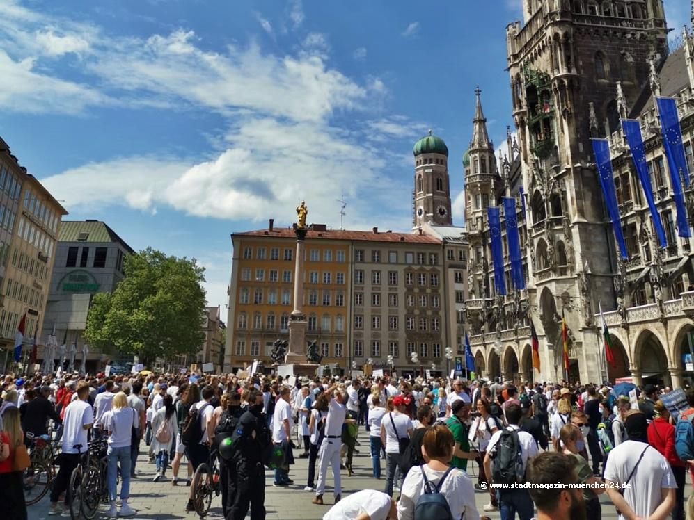 #Marienplatz