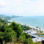 Image for the Tweet beginning: Koh Chang - winding and