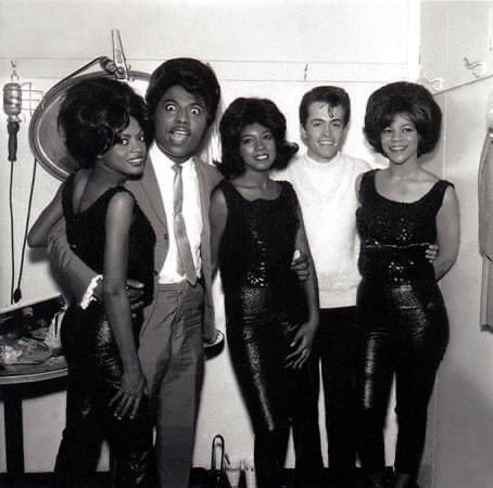 Mary Wilson On Twitter My First Introduction To Rock Roll Little Richard