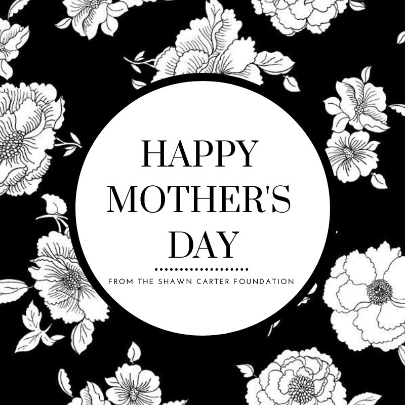 Happy Mother's Day to our co-founder Ms. Carter and to all the incredible women in our lives! https://t.co/hudsFYspMK
