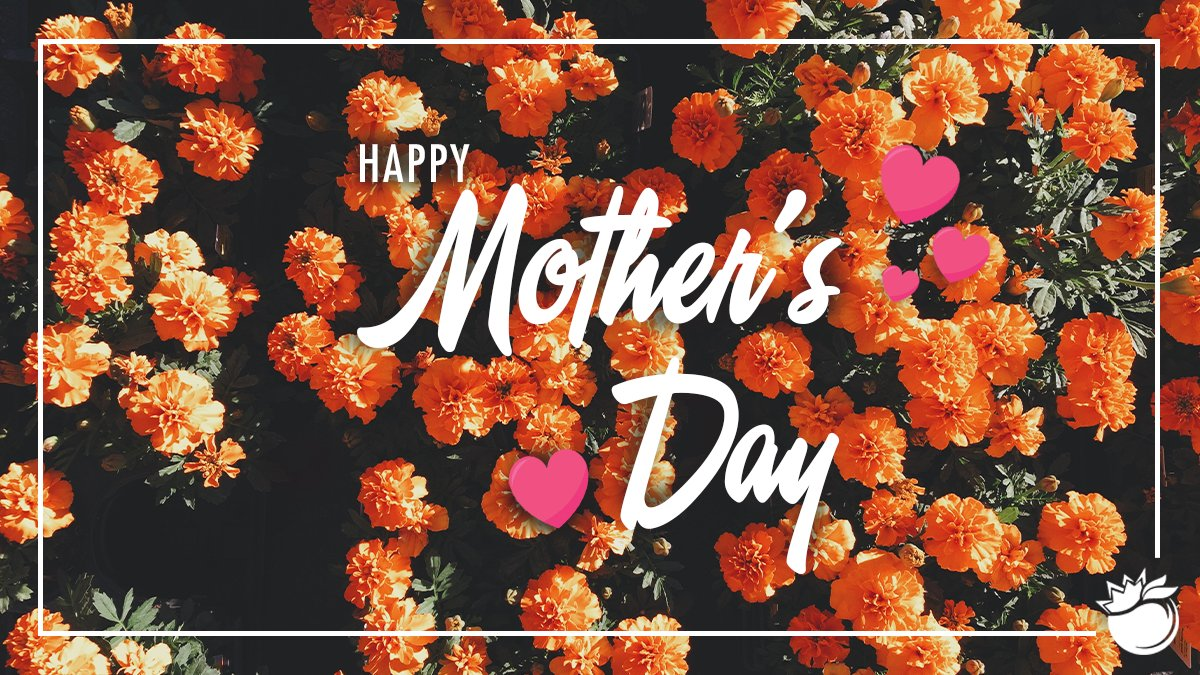 Thank you to all the mothers out there for everything that you do. We hope you have a Happy Mothers Day! 💐💕