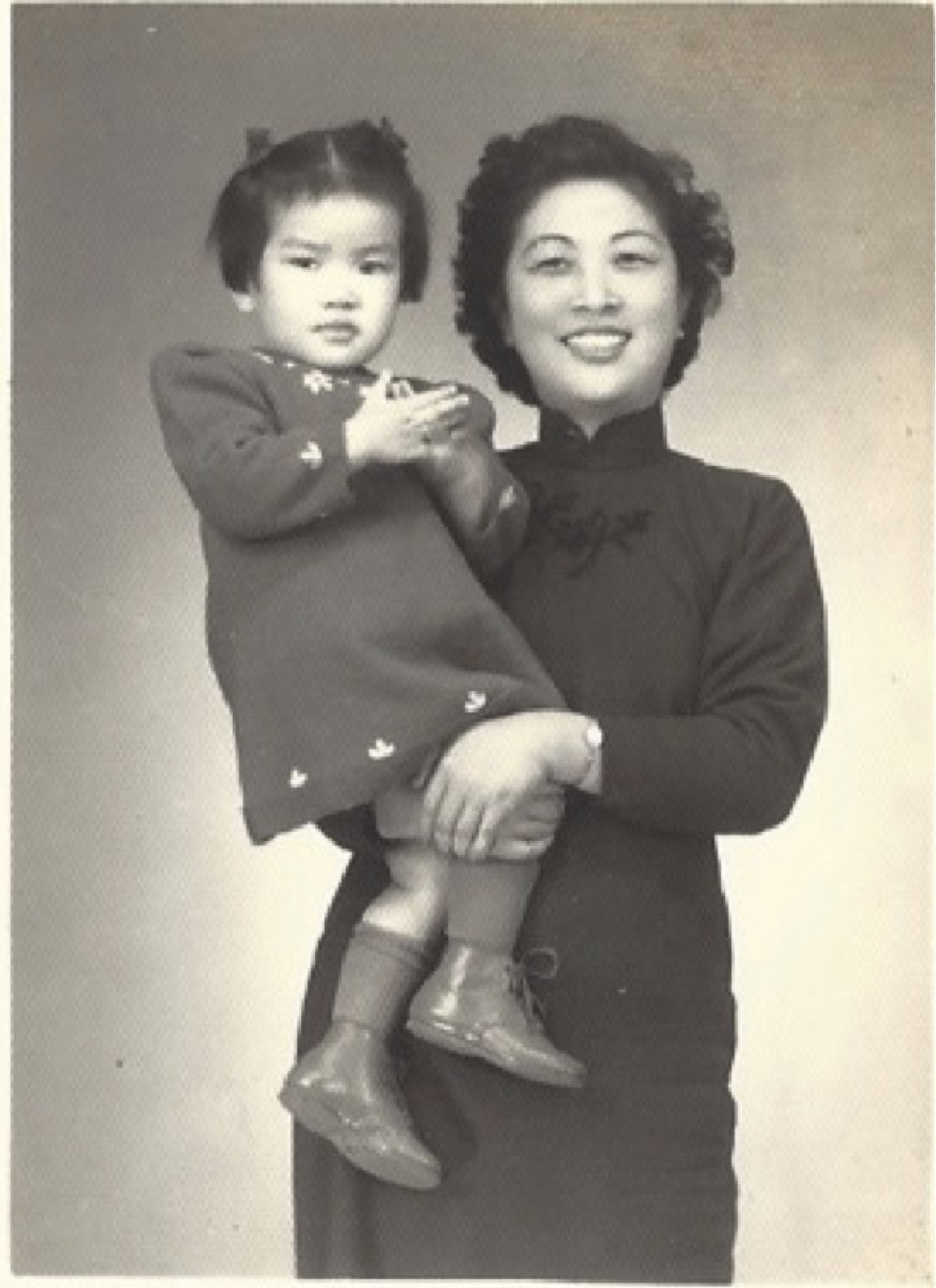On my first Mother's Day, I am thinking about my own mom, her mom and immigrant mothers everywhere: People who are raising their children in places far from where they are from, somewhere they never imagined they'd be, and do it with so much steadfastness and love. https://t.co/5Jlg3mMC9M