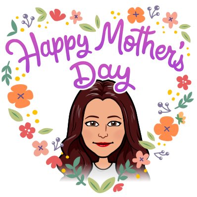 @AlaneAdamsBooks Happy Mother's Day to all the Mothers out there