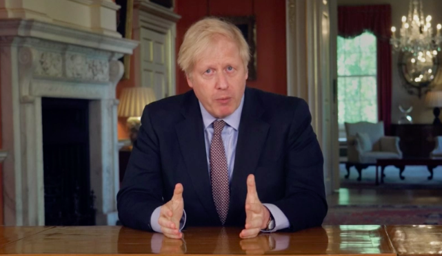 """""""Would be madness"""" to throw away #COVID19 achievements """"by allowing a second spike,"""" says @BorisJohnson. https://t.co/FcrmEpdsO9"""