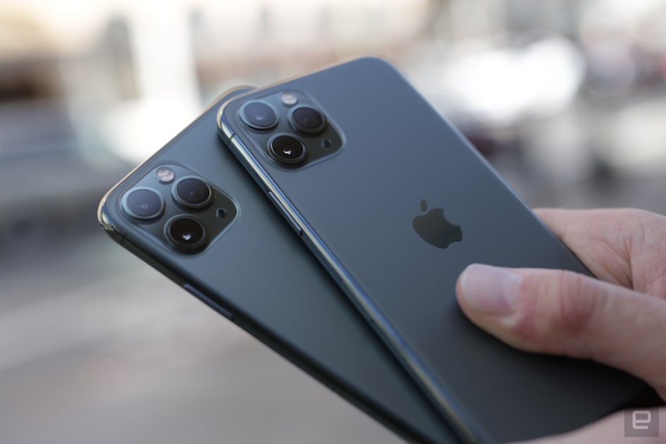 The next iPhone may boast a 120Hz display and better low-light photos