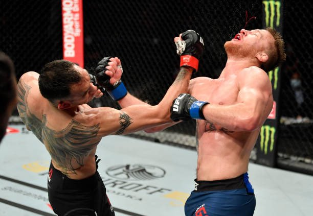 """Bushido⚔️Code"" Brought Sports Back W/ Class 🎩 # WayOfTheWarrior Win or Lose Always Act Like A Champion 💯 Just Wasn't My Night #ufc249 Congrats @Justin_Gaethje On A Good Fight -CSO- 🇺🇸🏆🇲🇽 @ufc https://t.co/uLqm8VzVq7"