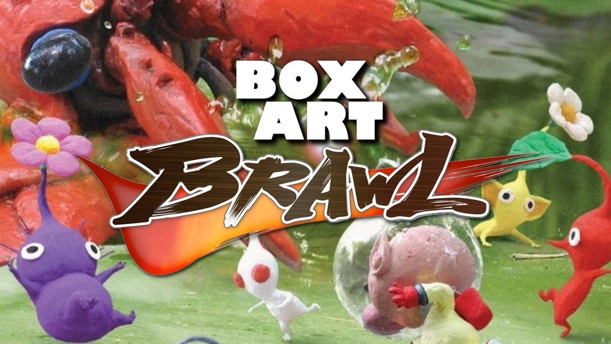 Nintendo Life On Twitter Poll Box Art Brawl 42 Pikmin 2
