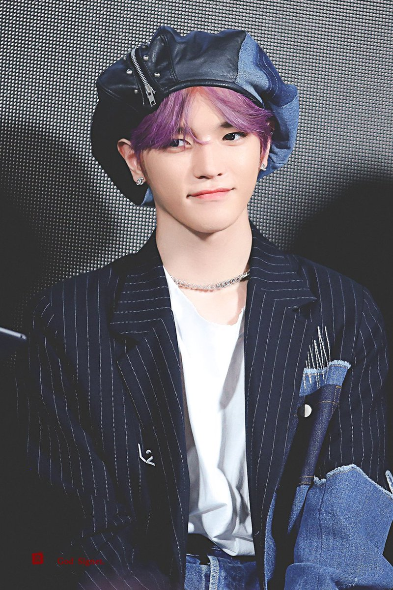 Taeyong hair