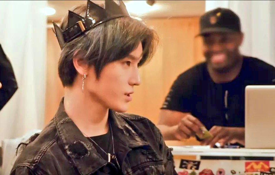 Taeyong king