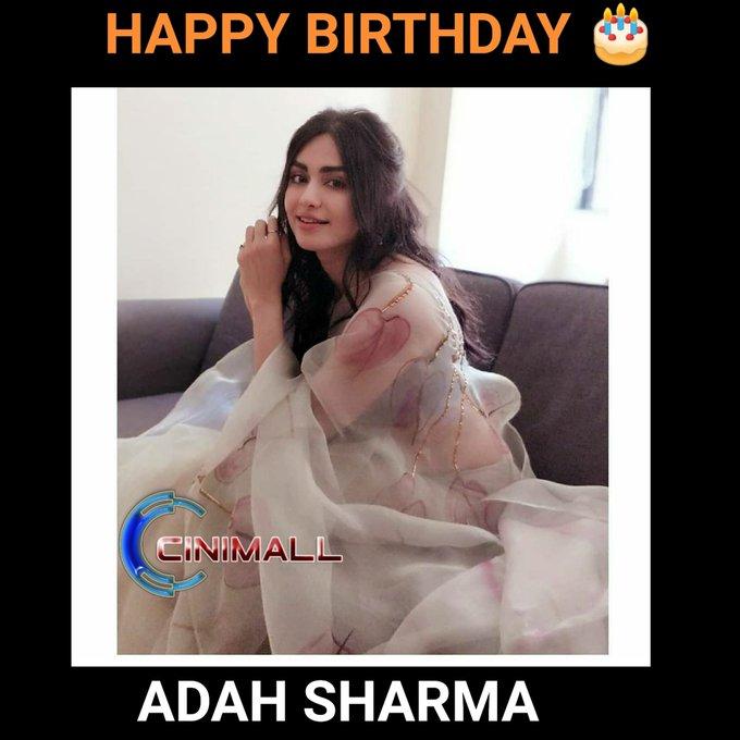 Wishing Many More Happy Birthday To Gorgeous Adah Sharma