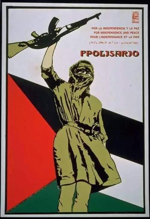 Hoy se cumplen 47 años de uno de los momentos más gloriosos de la historia de los movimientos de liberación nacional: El 10 de mayo de 1973 se funda el Frente POLISARIO en Zouérate (Mauritania) @PolisarioEU @Polisario_Es @Rasd_TVOficial @CEASsahara @europeanleft