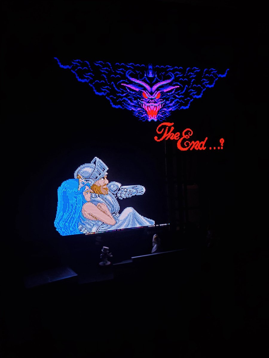 Still got it! Beat #GhoulsNGhosts on #Sega #Genesis #MegaDrive. Gonna  do the arcade version on the #PS2 collection! #retrogaming #gaming