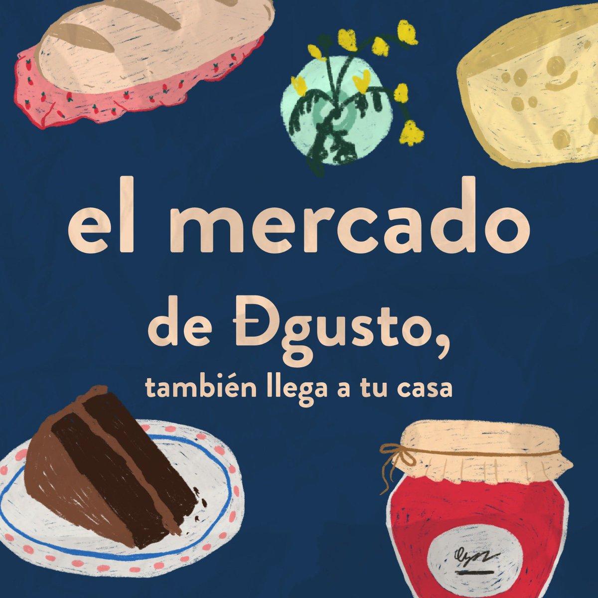 El 16 y 17 de mayo, además de apoyar restaurantes locales a través de PedidosYa, podés ayudar a los productores del mercado de #Degusto pidiendo sus productos.  Pedí acá https://t.co/PsrangANUv hasta el 13/5 y el fin de semana llega a tu casa.  #YoDegustoEnCasa https://t.co/OQ4OIRQR2Y