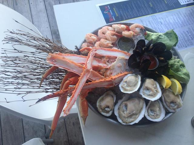 MyMyrtleBeach: RT micheleherrmann: One of the best seafood plates I've had is at TheWickedTunaSC in Murells Inlet, South Carolina. #NationalShrimpDay #mymyrtlebeach https://t.co/n55DIItNg8 https://t.co/pOe0DiF69o