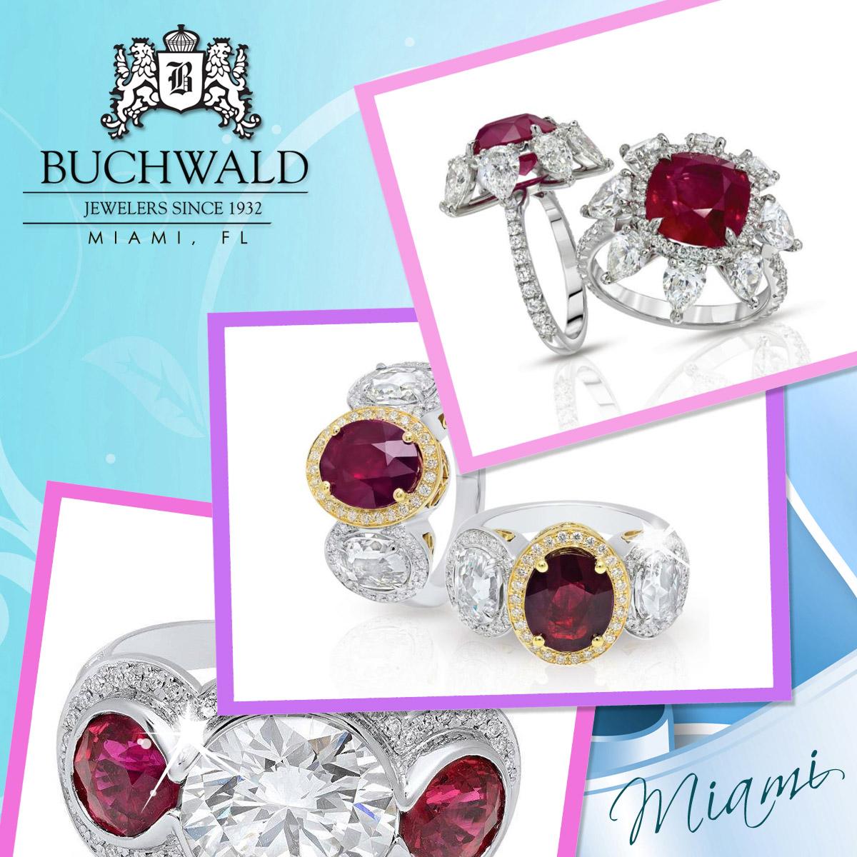 Rubies, Rubies and more Rubies! Timeless Jewelry Pieces at @BuchwaldJeweler https://www.buchwaldjewelers.com  #Rubies #Ruby #RubyDiamond #RubyJewelry #MiamiJewelryStore #MiamiJeweler #BuchwaldJewelers #SeyboldBuildingpic.twitter.com/rryk9uGVIi