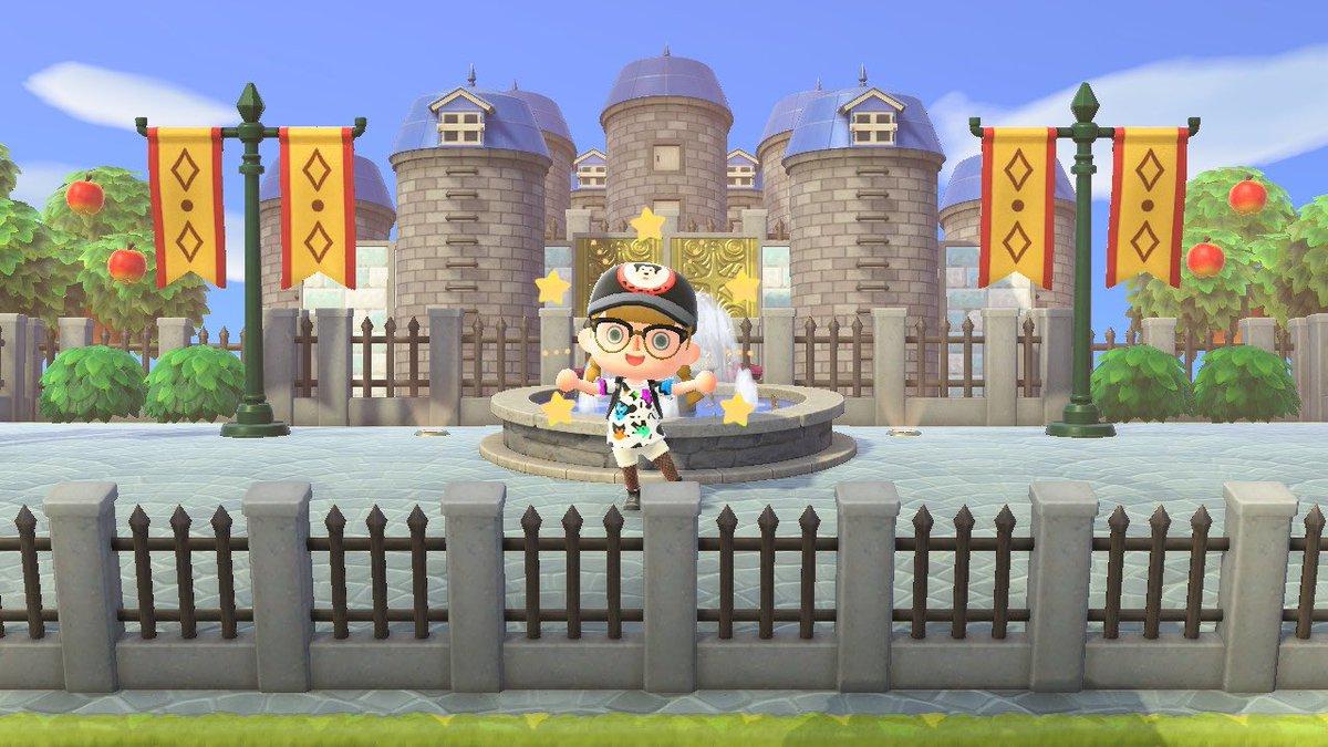 マイデザイン お城の壁