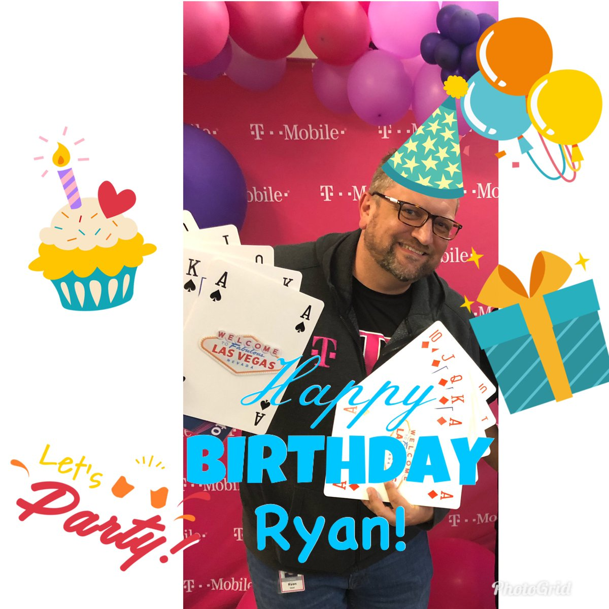 Happy birthday @RyanShiell! Thank you for everything you do for our team! We hope you have an amazing day! #HappyBirthday #RisingTide @bnash001 @JonFreier @MRM8907 @edwinrod112