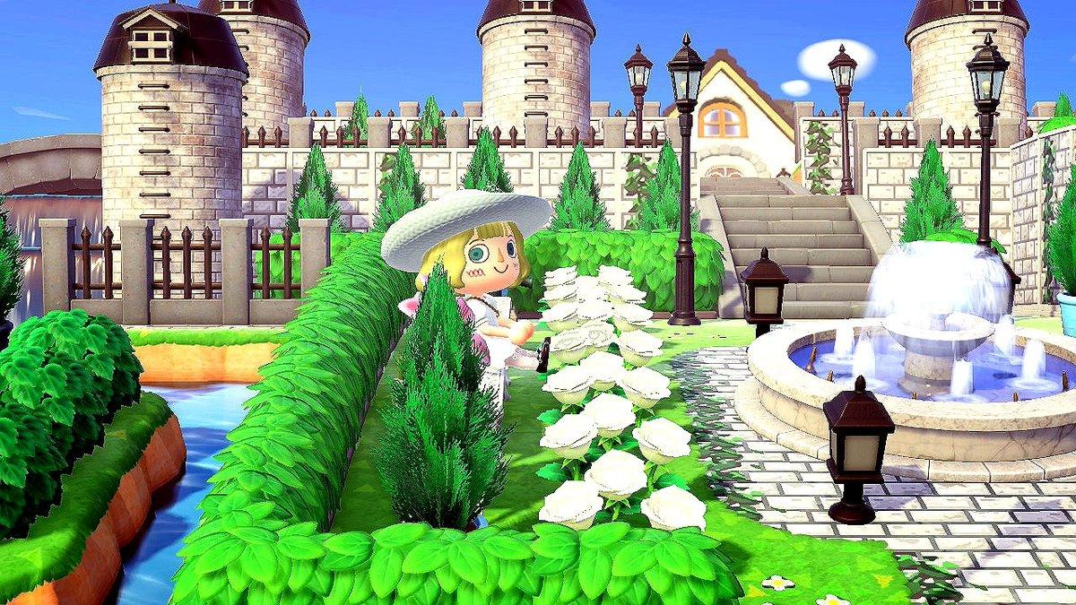 お城の作り方 あつ森 【あつ森】おしゃれな崖の作り方【あつまれどうぶつの森】|ゲームエイト
