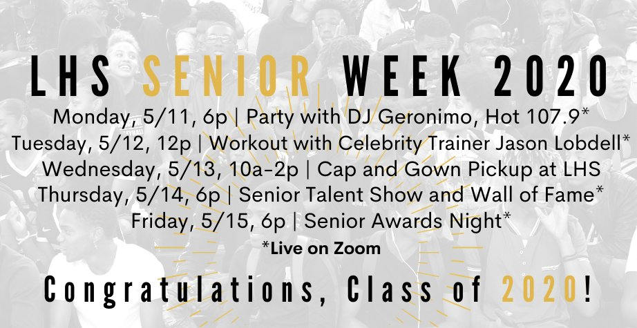 @LithoniaHigh Seniors, it's your week! smore.com/8p30y