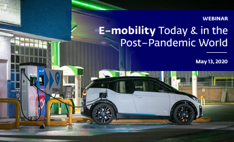 "The webinar ""E-mobility Today and in the Post-Pandemic World"" will bring you in English the insights of #emobility  companies (InoBat, AgeVolt, SEVA) on the current situation and possible future trends.  Free registration and more information:  https://t.co/BR2Cz5nXXG  #COVID19 https://t.co/gL05ER7JlH"