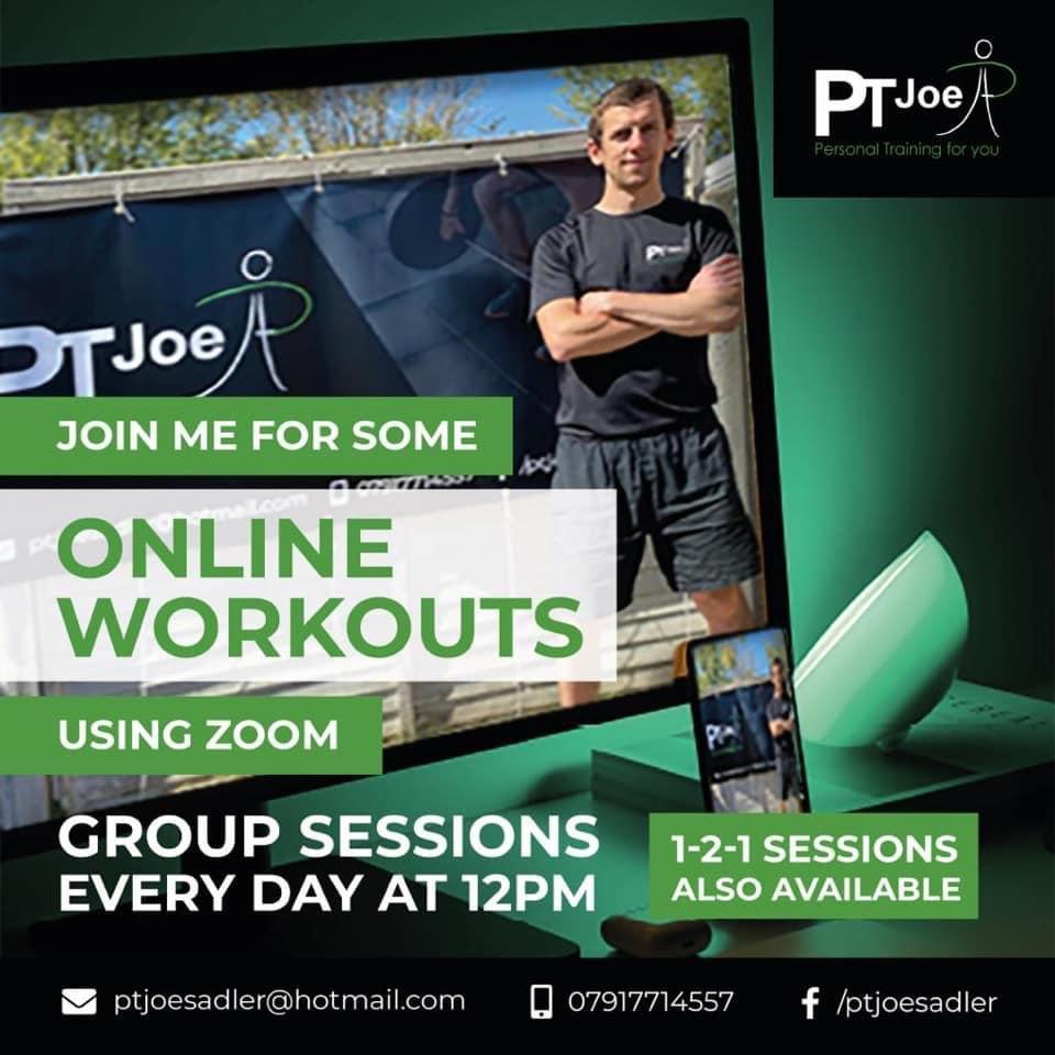 We keep going! DM for more info. #fitness #health #virtualtraining #virtualworkout #virtualtrainer @MHHCBSEpic.twitter.com/alJPpSTln4