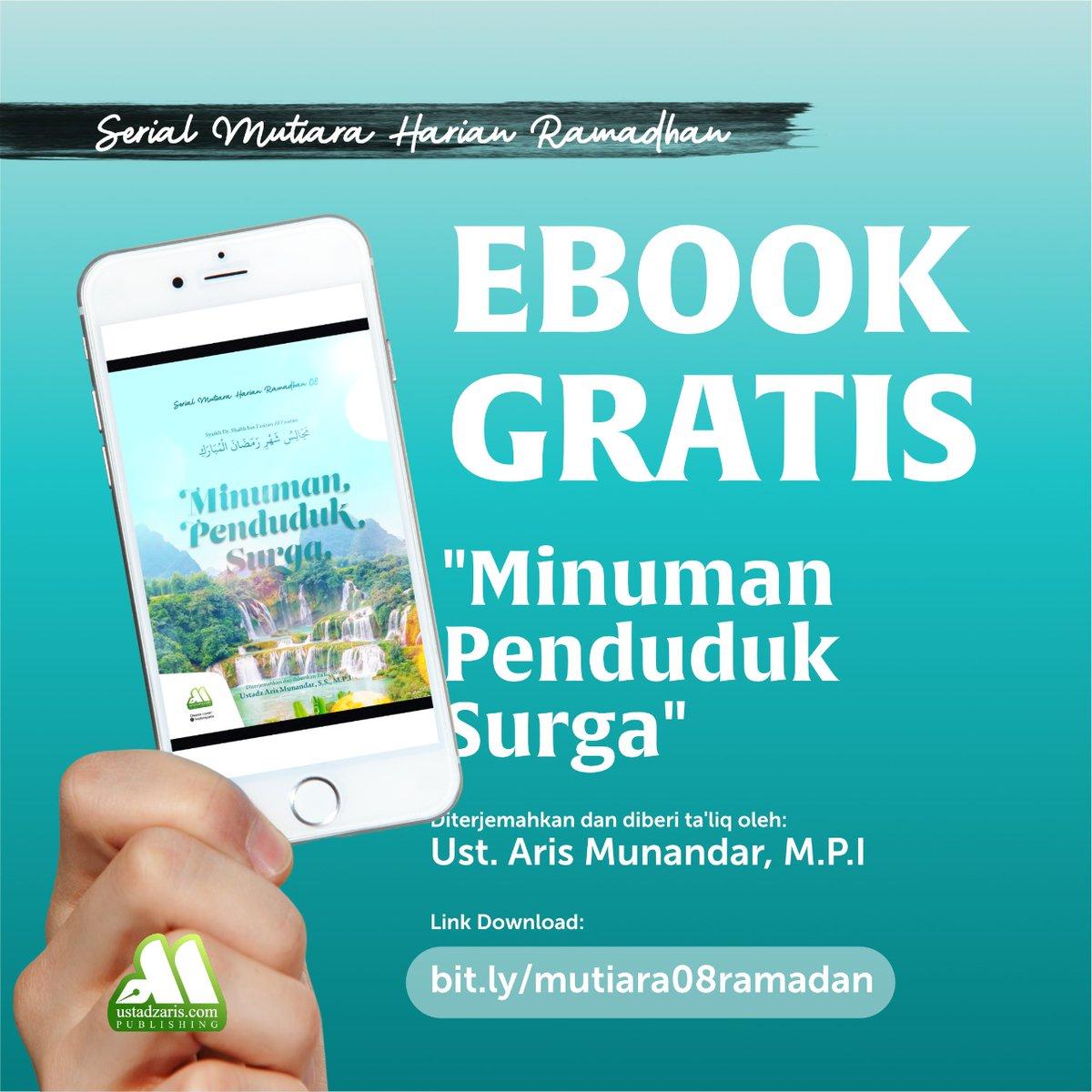 📒Serial Mutiara Harian Ramadhan 08📒  ⬇️⬇️⬇️⬇️⬇️⬇️⬇️ Unduh E-Book di sini: https://t.co/v4NVdglQcg  atau melalui link ini jika ingin melihat koleksi lain: https://t.co/OMwSIu8Cuf  Silahkan disebarluaskan. ↗️ https://t.co/nTQNUsLQqp