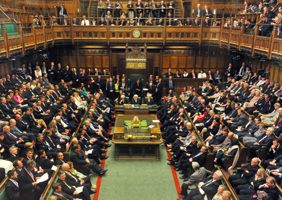 #confused by the bungled #JohnsonSpeech ?  When the Commons looks like this it'll be a sign that it's safe to return to work.  Otherwise...#StayHomeSaveLives