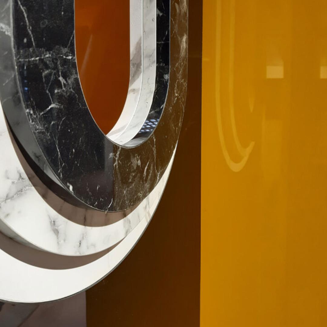 La belleza de las formas contrasta con el espacio Welcome Design de Olivar 8. Enlace a web monumentalidad https://t.co/kwwPQZprcO