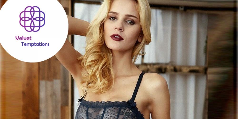 #lingeriedeluxo #modaintima Women's Lace Transparent Underwear https://velvettemptations.com/womens-lace-transparent-underwear/…pic.twitter.com/hXZ5cRe8xu