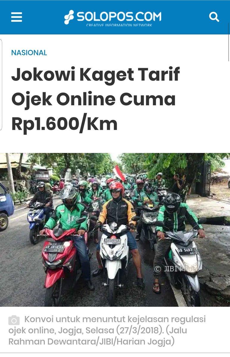 Bosen di rumah terus, sekalian nunggu bedug gw iseng iseng ngumpulin berita pak Jokowi kaget, dan hasilnyaaa ............ https://t.co/AvAplapG8q