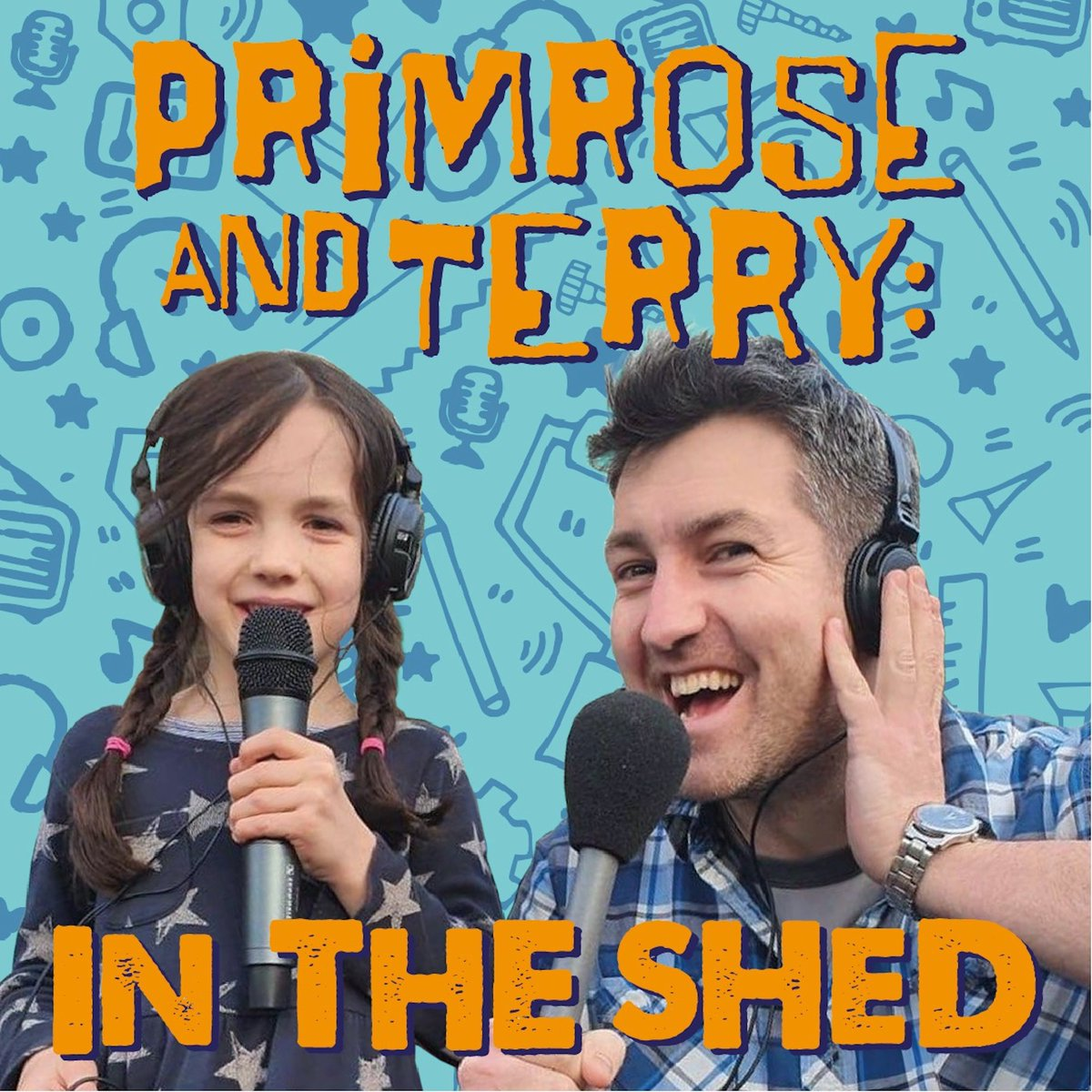 Primrose is the cheerful 7y/o daughter of @terryleeradio  who has been creating fun #Audio magic for listeners with her #homebasedlearning podcast project, 'Primrose & Terry in the Shed' ➡️ https://t.co/32QJqx1zvZ   🎧 Give it a listen!   #WeAreTogether #homeschooling #StayHome https://t.co/JYNdzykfLz