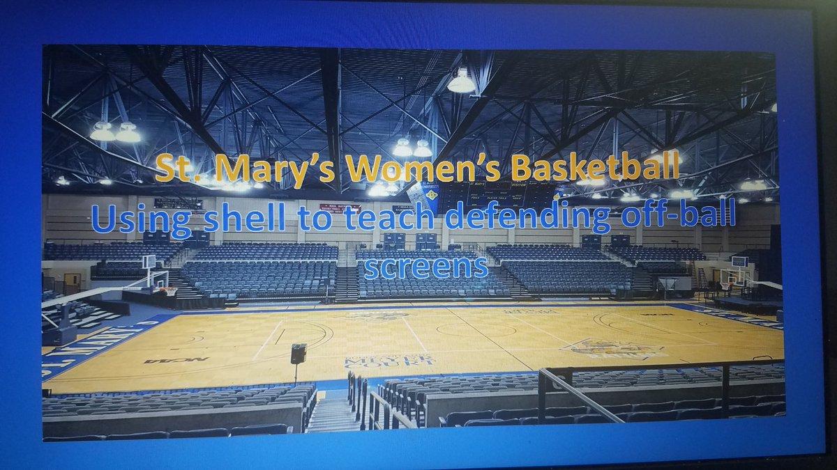 30 min countdown until my @Tabchoops talk. Look forward to taking @StMUwbb basketball. #growthegame