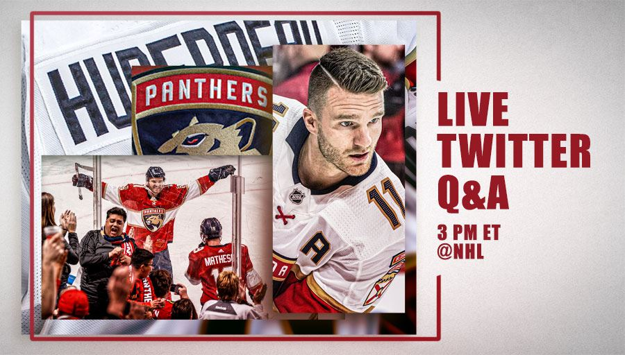 Send me your toughest #AskHuby questions 🤔 I'll jump on the @nhl account to answer some of the best at 3pm.