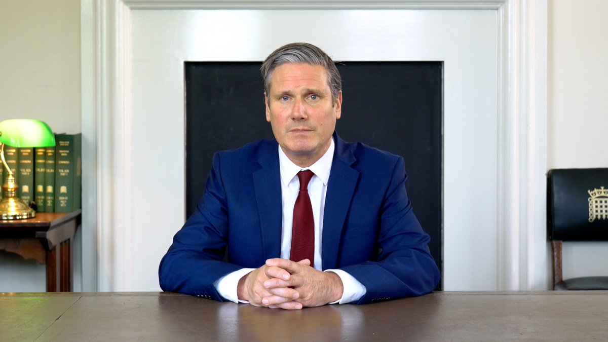 The only way our country can move forward together safely is with clear directions. Hear from @Keir_Starmer 👇